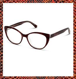 Sensaya Damenbrille im Animal-Look