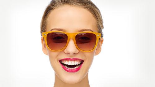 Brillenglas-Veredelung UV400 Schutz