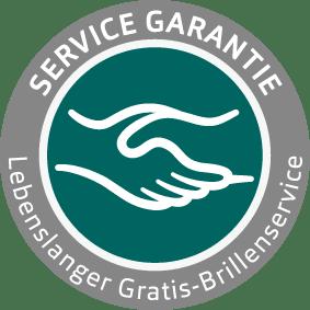 Pearle Siegel Service Garantie