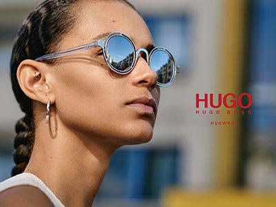 HUGO Damen-Sonnenbrillen