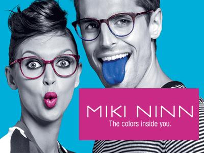 MIKI NINN Brillen