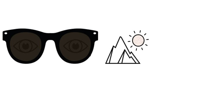 FIlter4-Sonnenbrille