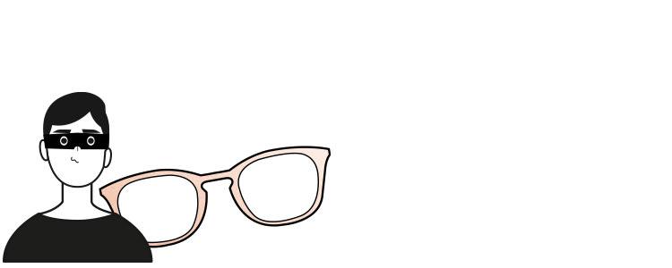 Im Schadensfall erhalten Sie eine Reparatur oder eine neue gleichwertige Brille