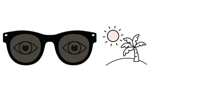 FIlter3-Sonnenbrille