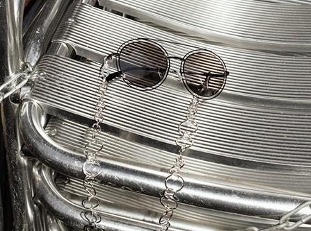 Infused-Brillenkettchen-Sonnenbrille