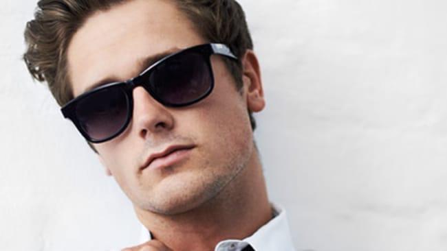 Quadratische Sonnenbrillen für Herren