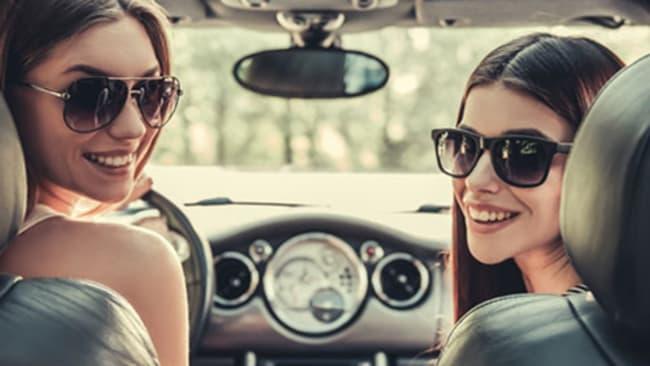 Sonnenbrillen fürs Autofahren