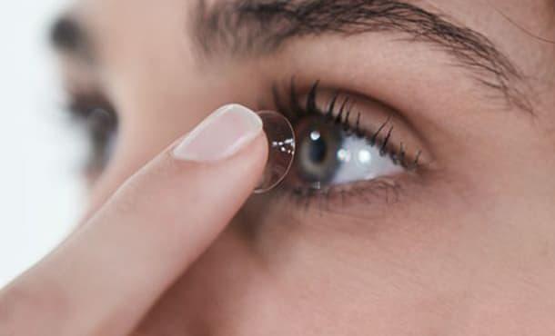 Kontaktlinse Anpassung 610x370
