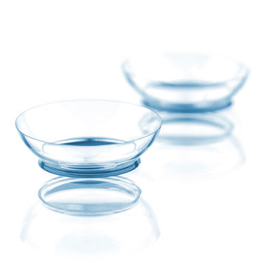 Die richtige Kontaktlinse finden