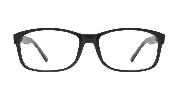 Volrandbrille