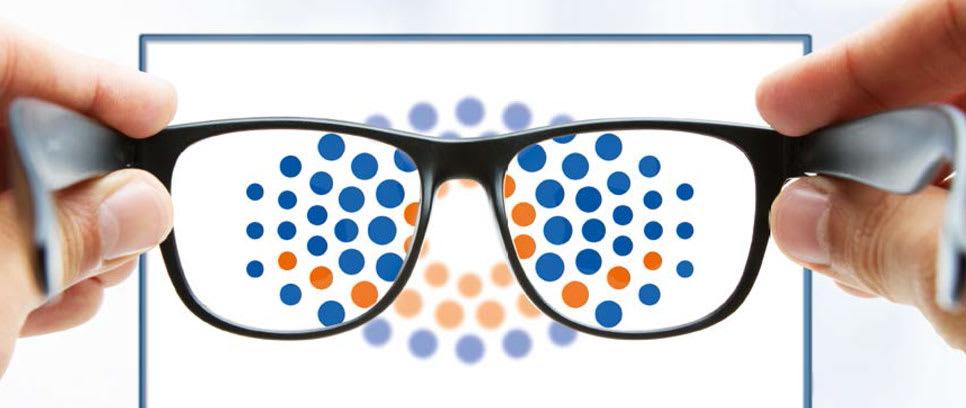 Informationen zu Bildschirmarbeitsplatzbrillen für Arbeitnehmer
