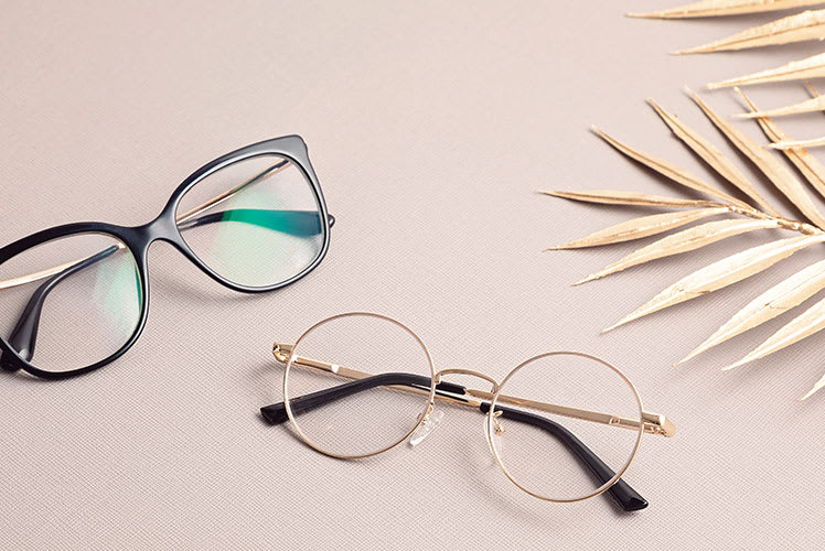 Für große frauen brillen Große Brillen