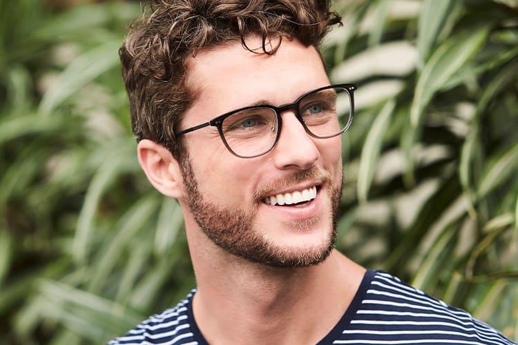 Männer brillen Brillengestelle für