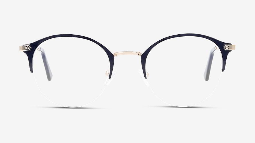 Halbrand-Brillen