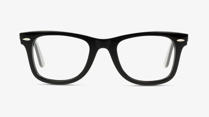 Herrenbrillen-Wayfarer