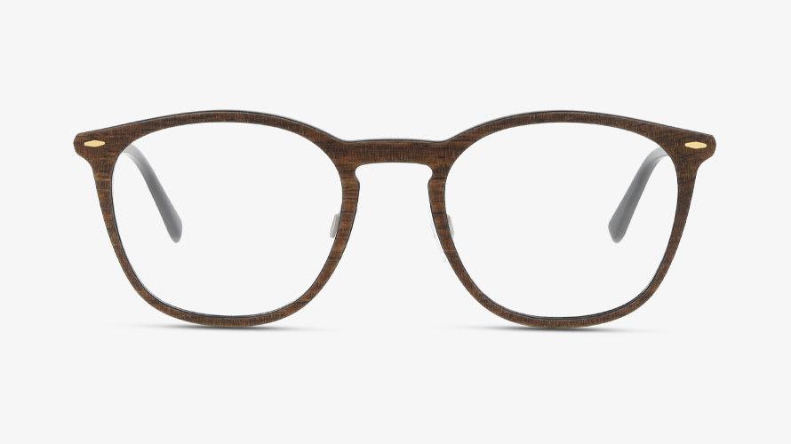 Herrenbrillen-Materialmix