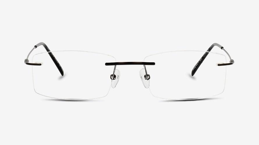 Randlose-Brillen
