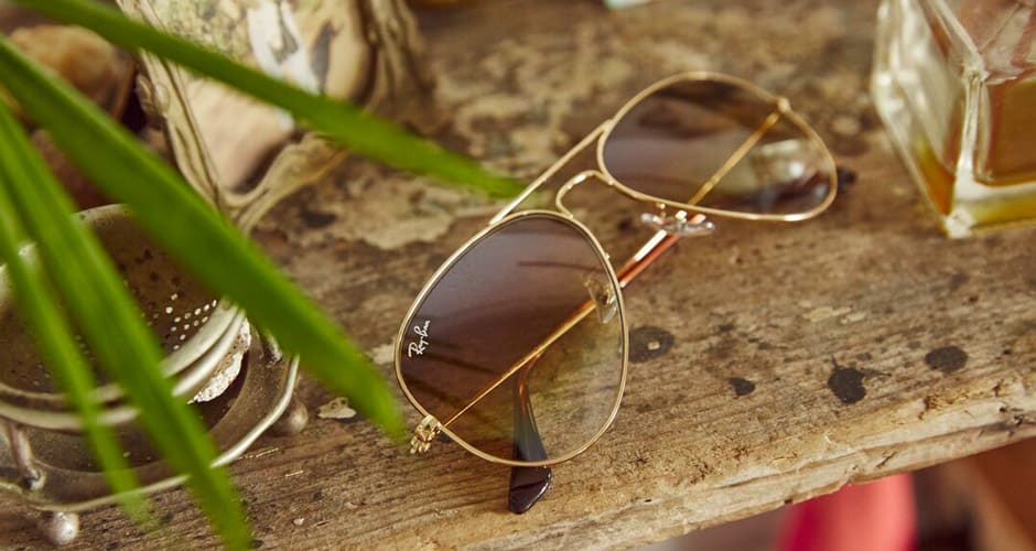 Pilot-Sonnenbrillen