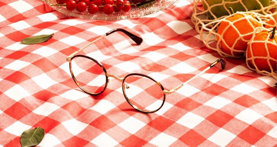 Runde-Brillen