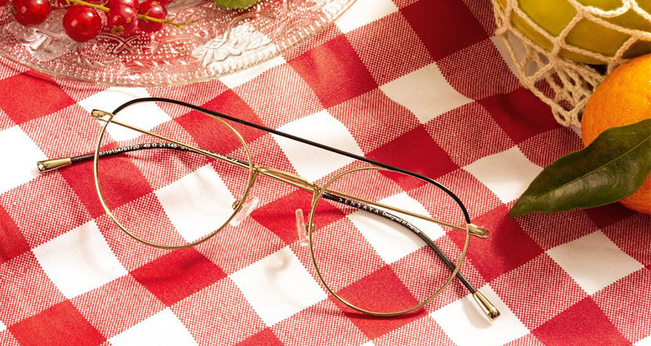 Aviator-Brillen