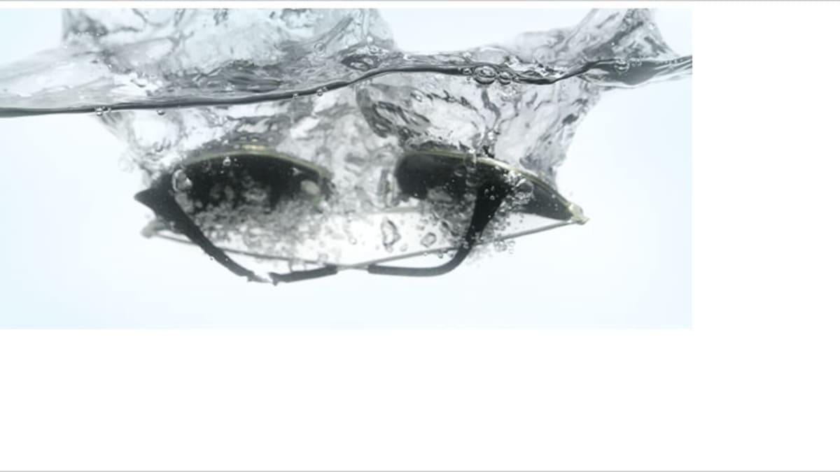 SOnnenbrille im Ultraschallbad reinigen