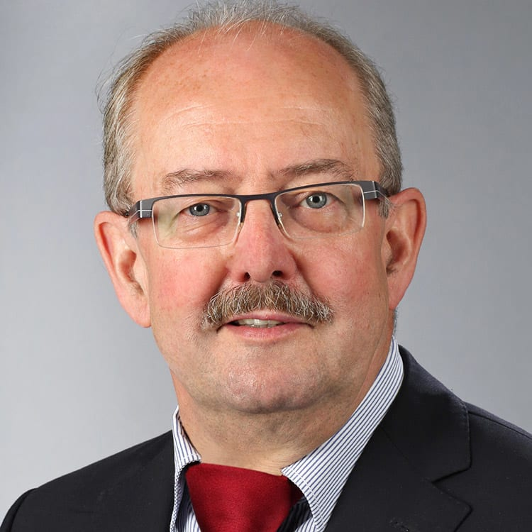 Prof. Dr. Hans-Peter Hammes, Professor an der Medizinischen Fakultät Mannheim