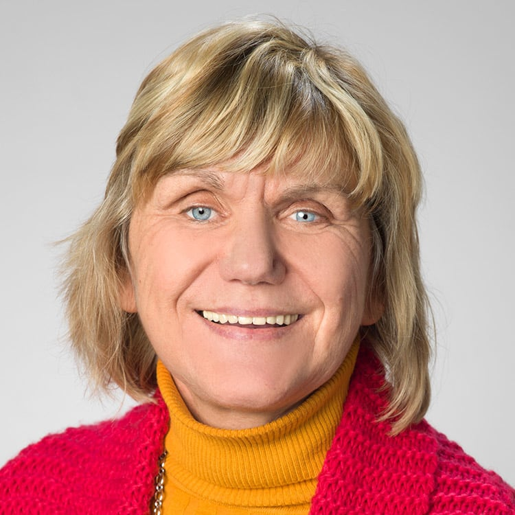 Diana Droßel, stellv. Vorsitzende diabetesDE – Deutsche Diabetes-Hilfe