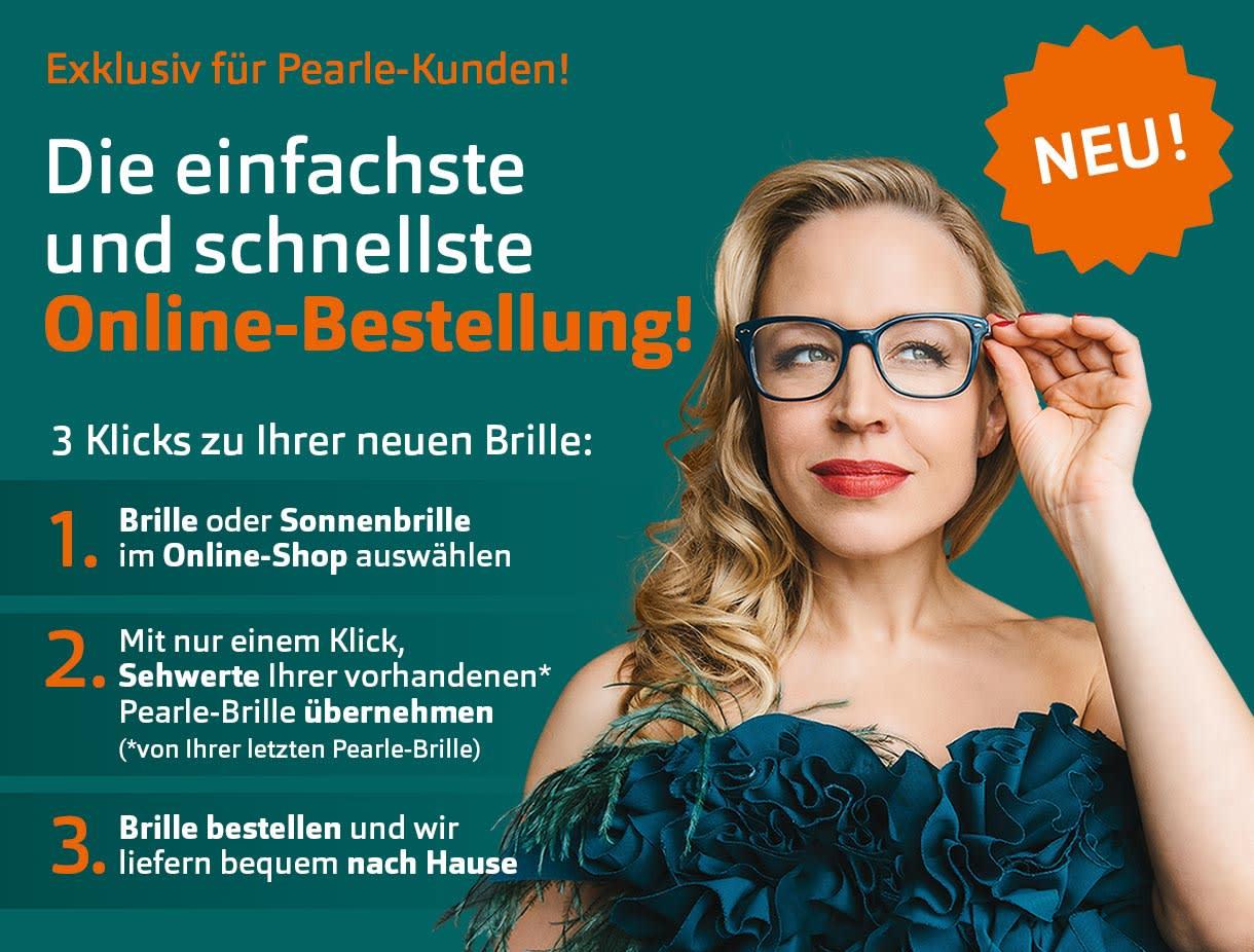 Pearle Startseite Online Bestellung 1220x926