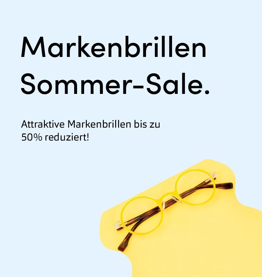 D-Markenbrillen-Sale Aktionsübersicht