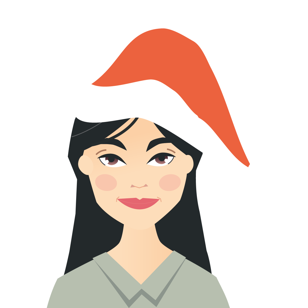 Maries virtuelle Weihnachtsreise