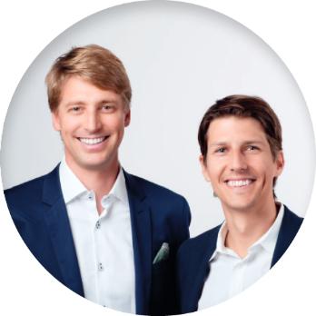Dominic Blaesi & Renzo Schweri, person quote avatar