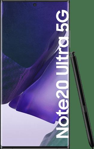 Samsung Galaxy Note20 Ultra 5G Mystic Black+10