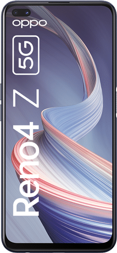 Reno4-Z-Black-front-with-Logo