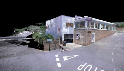 3D-LASERSCANNING: POINTCLOUD TO REVIT 3D Model
