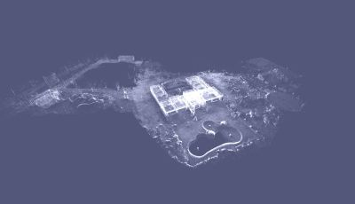 3D LASERSCANNING: POINTCLOUD TO AS-BUILT (Georeferenced) 3D Model