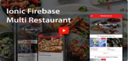 Multi Restaurant App With Firestore - 1