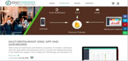 Multi Restaurant App With Firestore - 2
