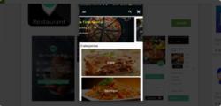 Flutter Restaurant App - 1