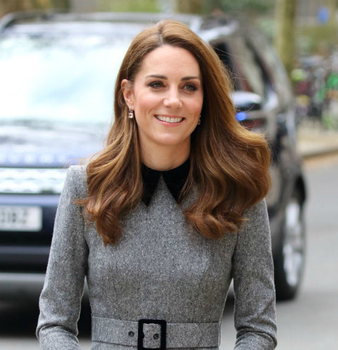 Принцессе Шарлотте – 5! Дочь Кейт Миддлтон стала копией Елизаветы II