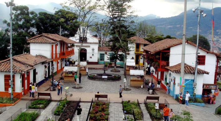 lugares turísticos de Medellin