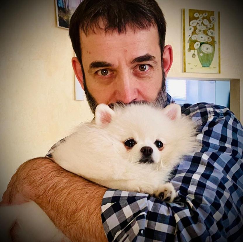 Дмитрий Певцов показал, как его жена Ольга Дроздова выглядит без макияжа