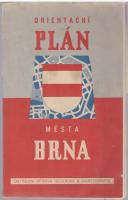 Orientační plán města Brna
