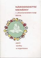 Národnostní menšiny v Jihomoravském kraji 2015, jejich spolky a organizace