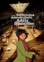 Neobyčejná dobrodružství Adély Blanc-Sec
