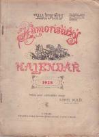 Kulíkův humoristický kalendář 1928