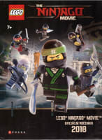LEGO NINJAGO MOVIE Oficiální ročenka 2018