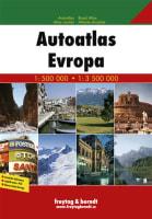 Autoatlas Evropa