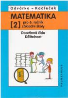 Matematika pro 6. ročník ZŠ, 2. díl