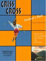CRISS CROSS Student's book