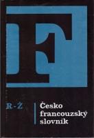 Česko-francouzský slovník R-Ž